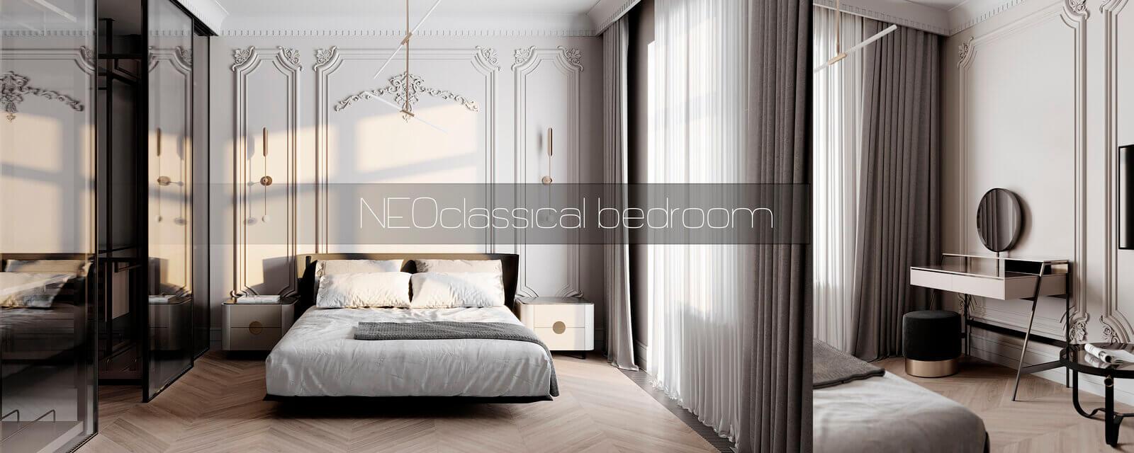 NEOclassical bedroom