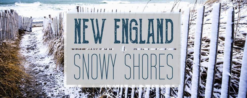 New England Snowy Shores