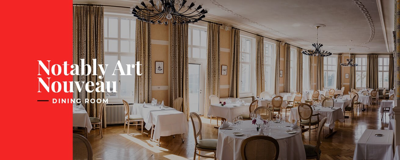Notably Art Nouveau | Dining Room