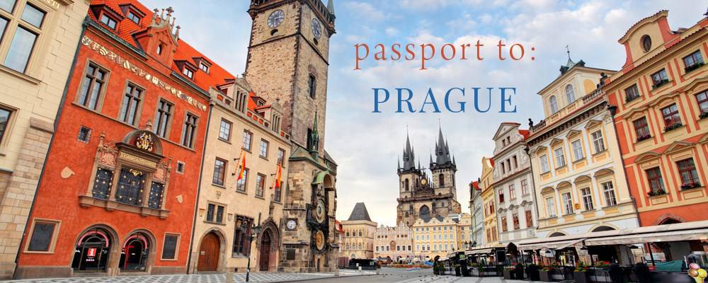 Passport to: Prague