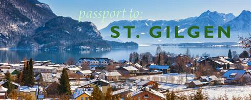 Passport To: St. Gilgen