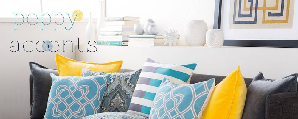 Bright Colored Furniture   Peppy Accents