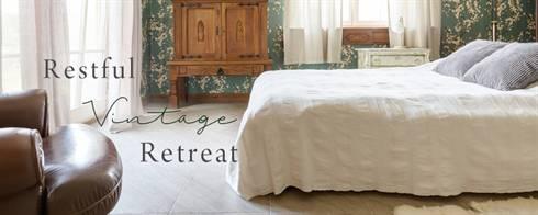 Restful Vintage Retreat