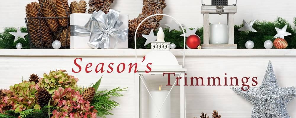 Season's Trimmings
