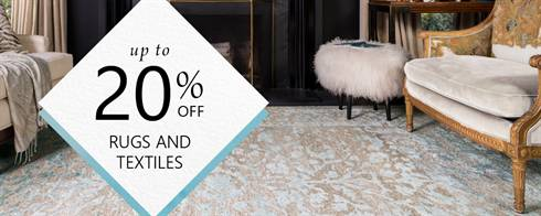 Rugs and Textiles on Sale