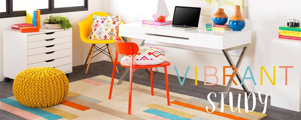 Colorful Office Furniture And
