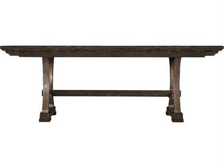 Stanley Furniture Coastal Living Resort Channel Marker 111'' x 46'' Rectangular Shelter Bay Dining Table