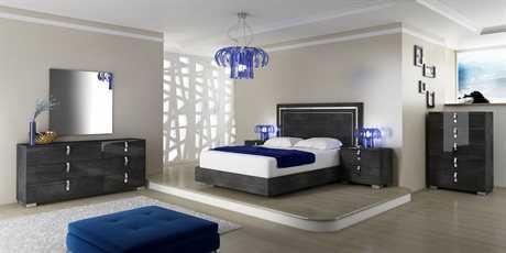 Star International Furniture Vivente Noble Bedroom Set