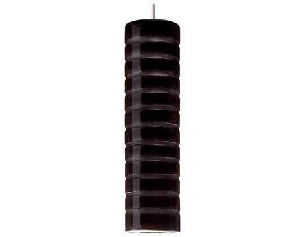 A19 Lighting Studio Strata Black Gloss Mini-Pendant