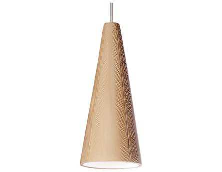 A19 Lighting Studio Fossil Tan Mini-Pendant