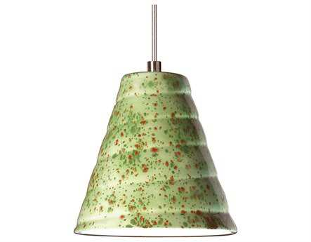 A19 Lighting Studio Vortex Pistachio Mini-Pendant