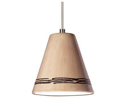 A19 Lighting Studio Strands Tan Mini-Pendant
