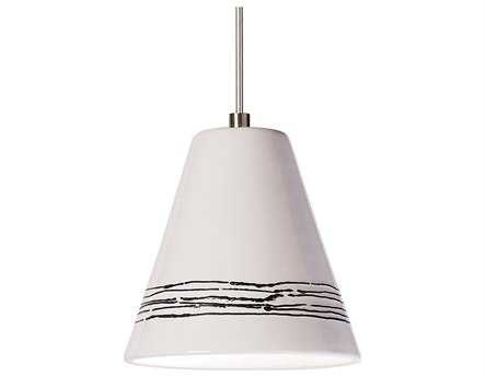 A19 Lighting Studio Strands White Gloss Mini-Pendant