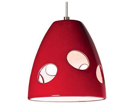 A19 Lighting Studio Milano Matador Red Mini-Pendant