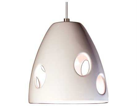 A19 Lighting Studio Milano White Gloss Mini-Pendant