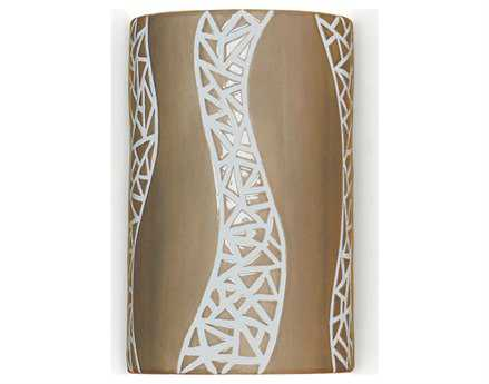 A19 Lighting Mosaic Passage Sand Wall Sconce