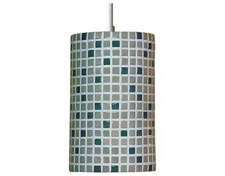 A19 Lighting Mosaic Confetti gray Pendant
