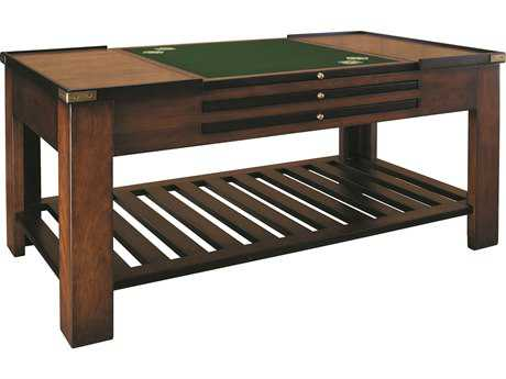 Authentic Models Furniture 47 x 25 Rectangular Cherry Game Table