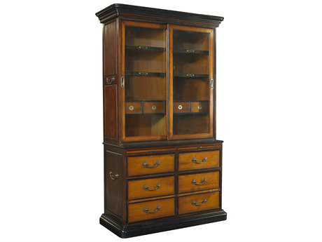 Authentic Models Furniture Kunstkammer  21 x 81 Cabinet Bookcase