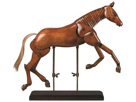 Authentic Models Museum Large Artist Horse