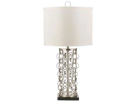 AF Lighting Candice Olson Nickel Table Lamp