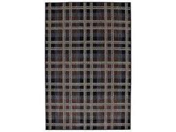 American Rug Craftsmen Dryden Billings Black Rectangular Area Rug