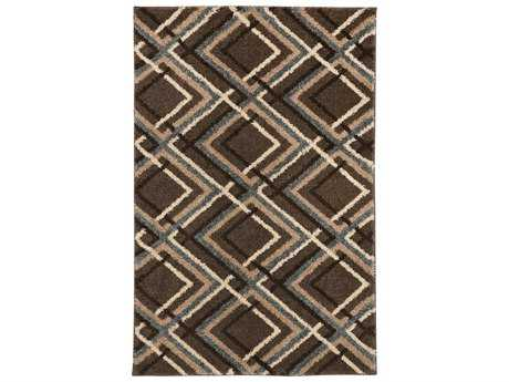 American Rug Craftsmen Augusta Browning Avenue Grey Black Rectangular Area Rug