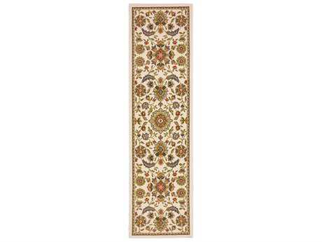 American Rug Craftsmen Symphony Hollandale Brown Runner Rug