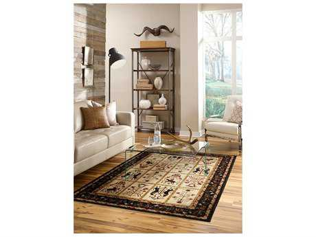 American Rug Craftsmen Bob Timberlake Heritage Heirloom Ashen Rectangular Area Rug