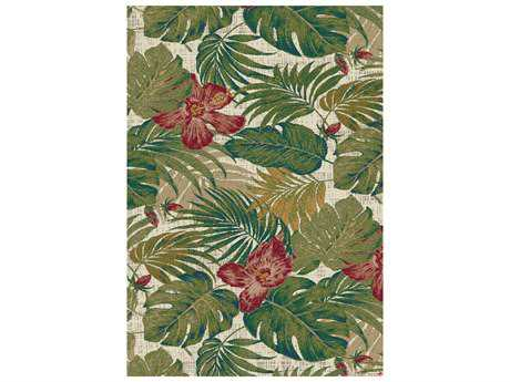 American Rug Craftsmen Destinations Clearwater Emerald Rectangular Area Rug