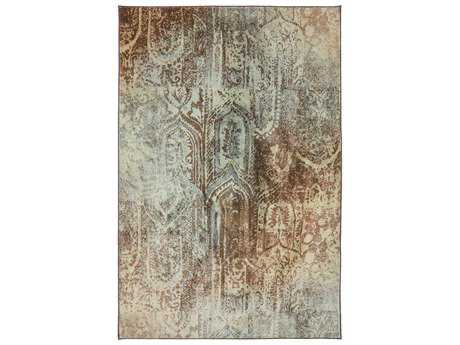 American Rug Craftsmen Serenity Bon Adventure Winter Mist Rectangular Area Rug