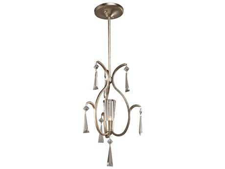 Artcraft Lighting Madison Silver 9'' Wide Pendant Light