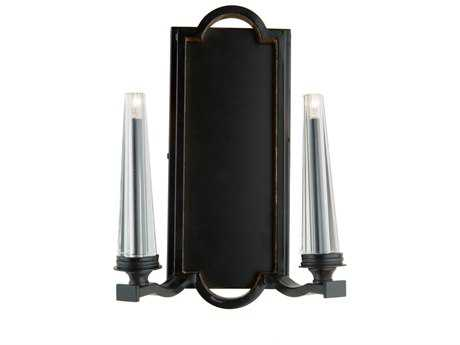 Artcraft Lighting Perceptions Oil Rubbed Bronze Two-Light Wall Sconce