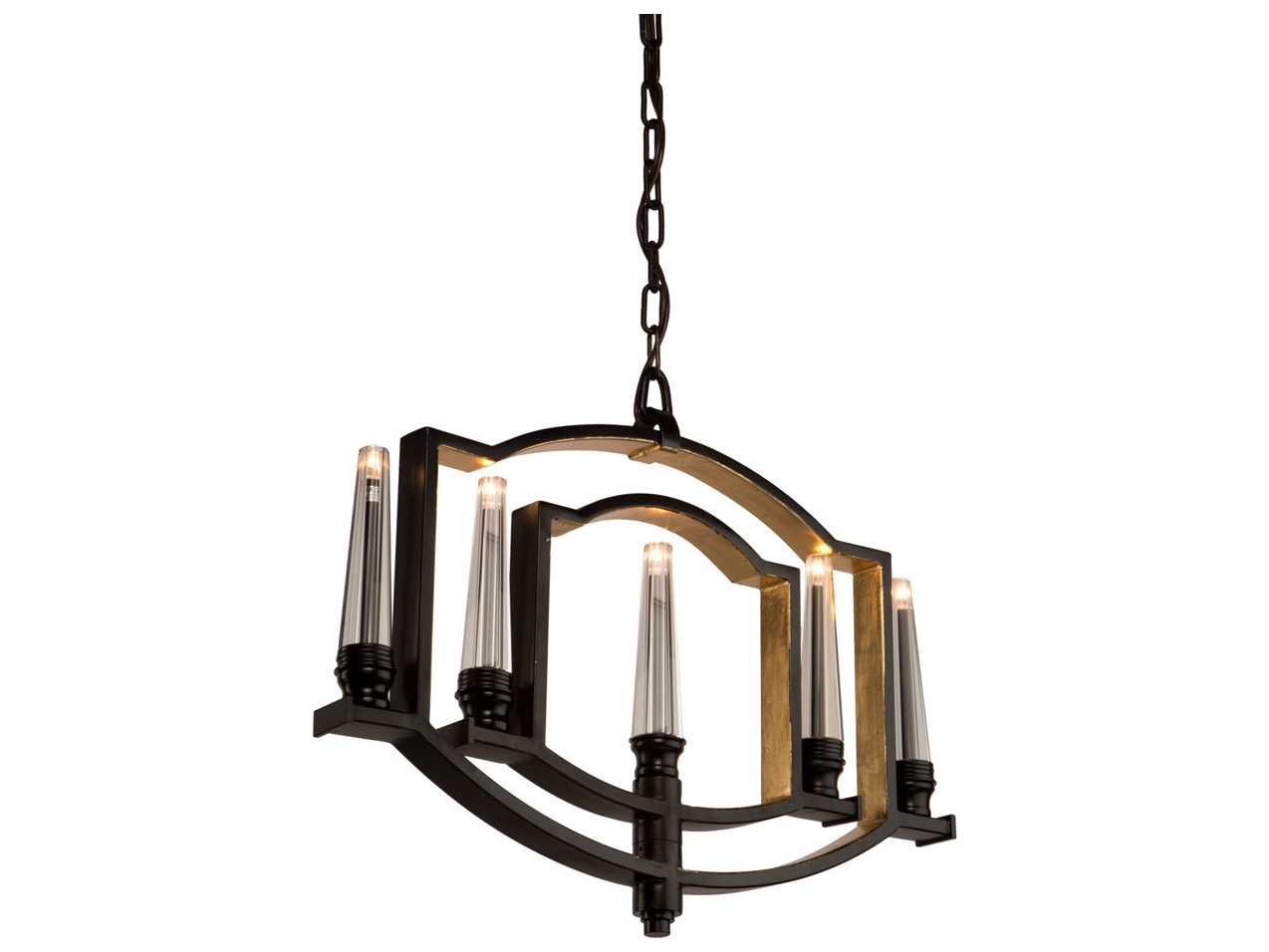 Artcraft Lighting Perceptions Oil Rubbed Bronze Five Light  : ACAC10255OBzm from www.luxedecor.com size 1274 x 956 jpeg 35kB