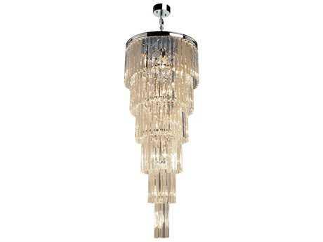 Artcraft Lighting El Dorado 17-Light 24'' Wide Chandelier