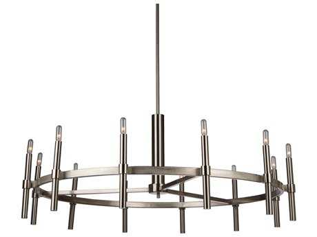 Artcraft Lighting Encore 12-Light 40'' Wide Chandelier
