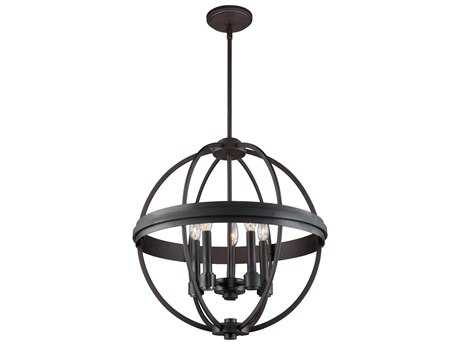 Artcraft Lighting Roxbury Five-Light 20'' Wide Mini Chandelier