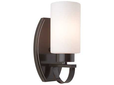 Artcraft Lighting Russell Hill Oil Brushed Bronze Wall Sconce