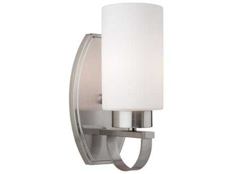 Artcraft Lighting Russell Hill Polished Nickel Wall Sconce