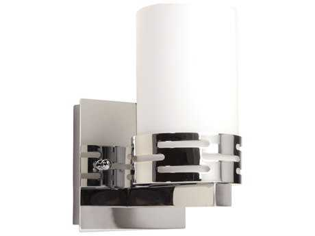 Artcraft Lighting Seattle Chrome Wall Sconce