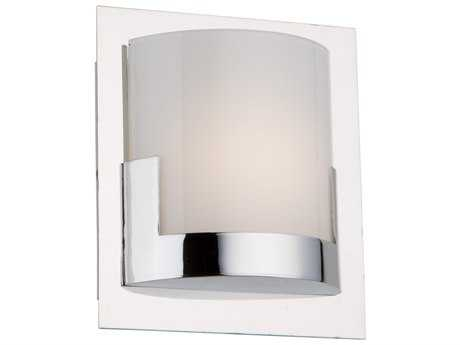 Artcraft Lighting Rialto Chrome 6'' Wide Wall Sconce
