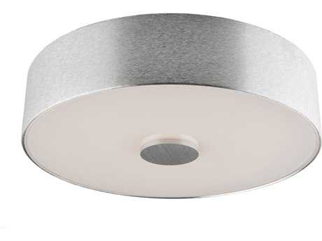 Artcraft Lighting Fantasia Brushed Aluminum 12'' Wide Flush Mount Light