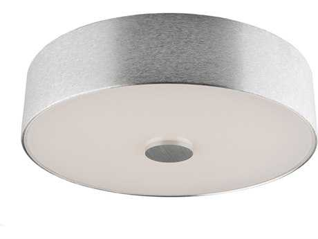Artcraft Lighting Fantasia Brushed Aluminum 16'' Wide Flush Mount Light