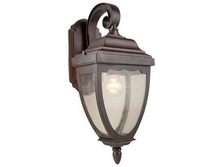 Artcraft Lighting Oakridge Oil Brushed Bronze Outdoor Wall Light
