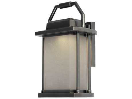 Artcraft Lighting Lemans Silver Outdoor Wall Light