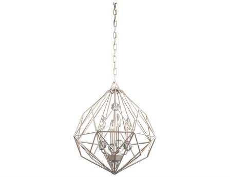 Artcraft Lighting Monterey Oil Brushed Bronze Four-Light 18'' Wide Mini Chandelier