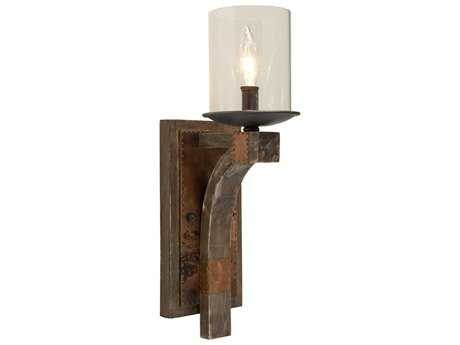Artcraft Lighting Hockley Copper Wall Sconce