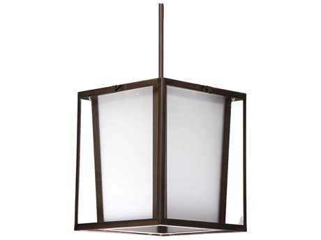Artcraft Lighting Hyde Park Dark Bronze Three-Light Mini-Pendant