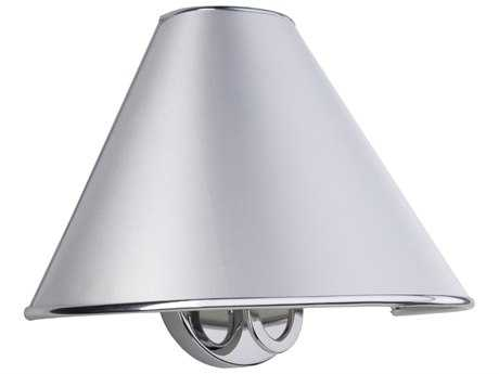 Artcraft Lighting Paris Chrome Satin Wall Sconce