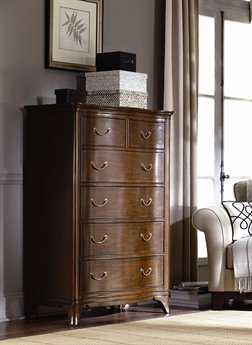 American Drew Cherry Grove Mid Tone Brown Drawer Chest